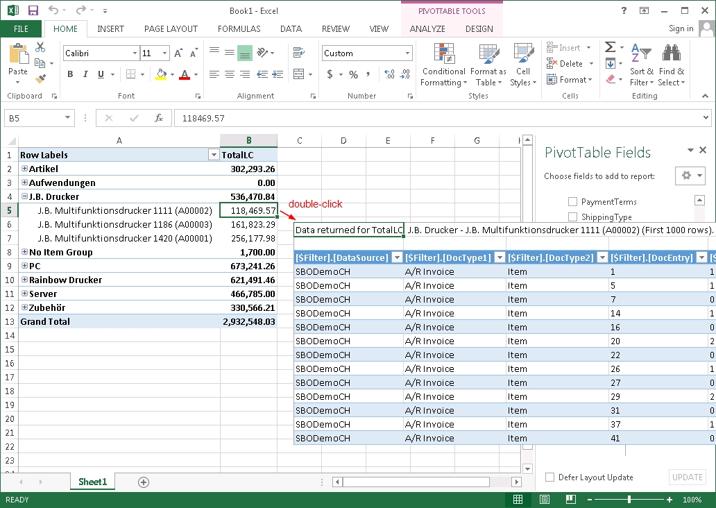 Fix drill through problem with olap cube and ms excel geri grenacher in some cases when for example microsoft excel has a different language from us english there is a problem when using the drill through function publicscrutiny Images